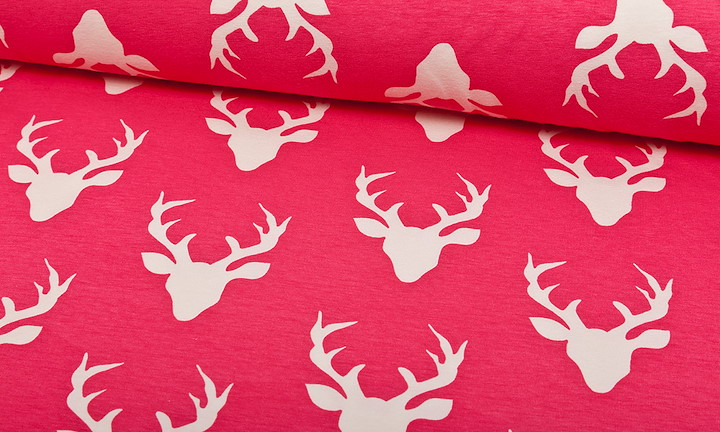 Jersey AGF Buck Forest Pink