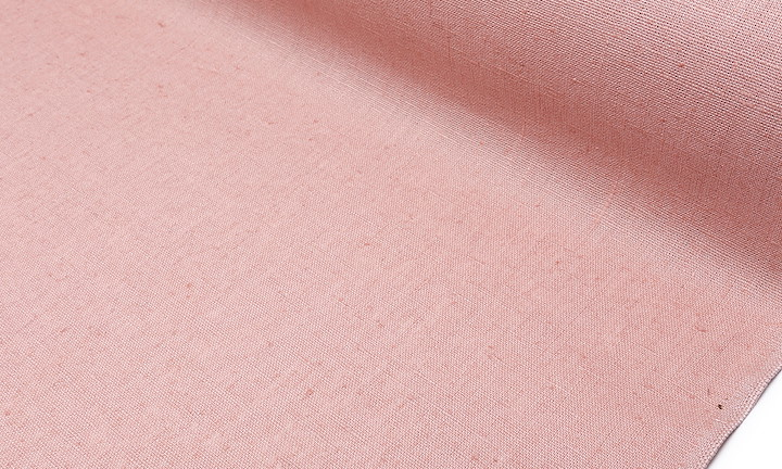 Leinen Acryl beschichtet - Powder Rose