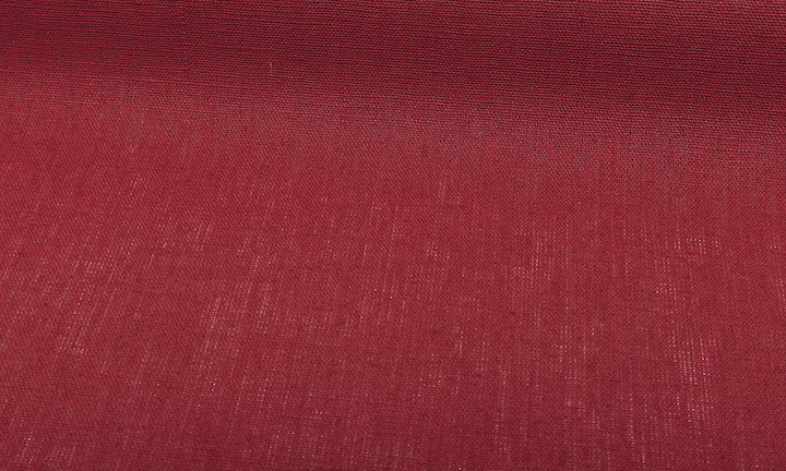 Leinen Acryl beschichtet - Basic Red