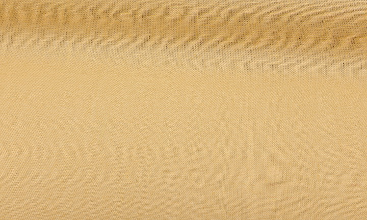 Leinen Acryl beschichtet - Dusty Yellow