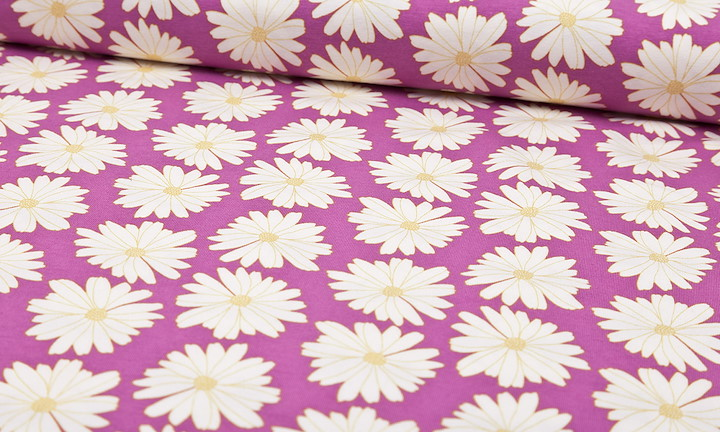 Jersey AGF Daisies Lilac Scent