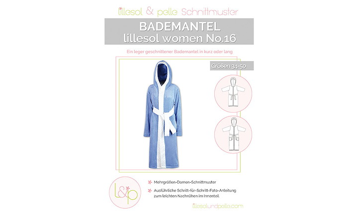 lillesol & pelle No. 16 - Bademantel Woman